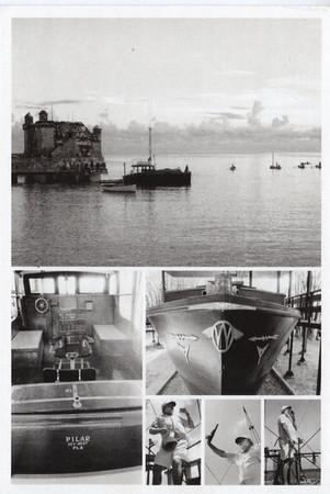 Hemingway's Boat PILAR in Cojimar Cuba