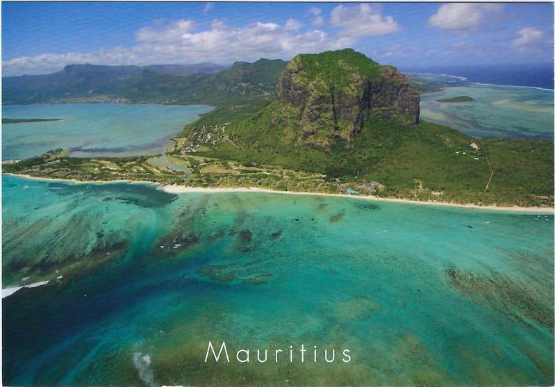 Le Morne Mauritius Dec 2017