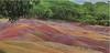 7 Coloured Earths Chamarel Mauritius Dec 2017