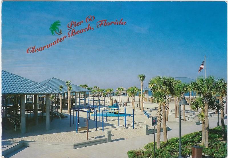 Clearwater Beach Florida May 2000 J&N