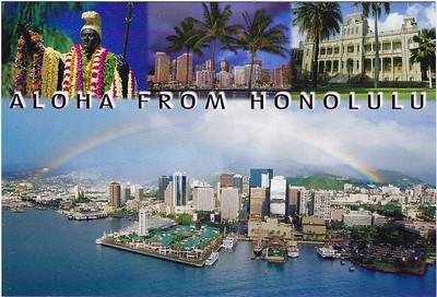 Aloha from Honolulu inc FALLS OF CLYDE more Hawai'i