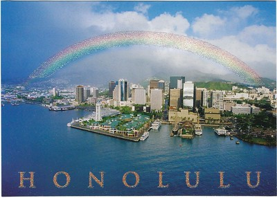 Honolulu Rainbow Hawai'i