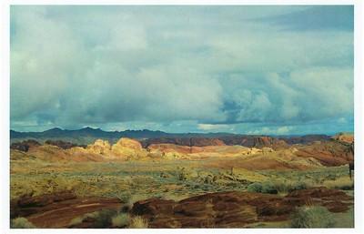 Rainbow Vista Valley of Fire State Park Nevada