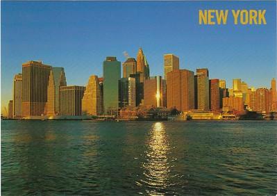 East River Skyline New York 2017