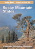 Rocky Mountain States Lonely Planet Card