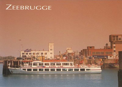 River Palace Euro Line Zeebrugge