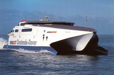 Seacat Rapide - Hoverspeed