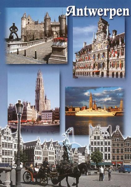 Antwerpen with Karina [Primexpress]