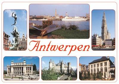 Queen Odyssey [Seabourn Legend] Antwerpen