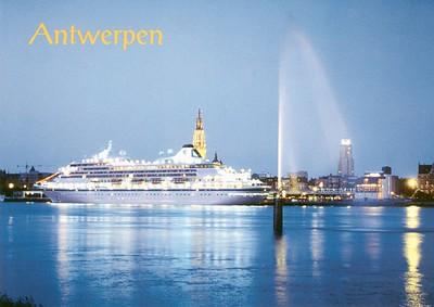 Seabourn Sun Antwerp