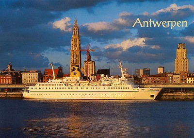 Karina [Primexpress] Antwerpen