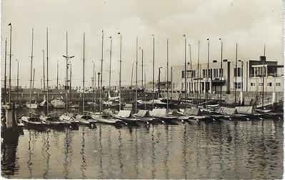 Ostend Yacht Haven unwritten