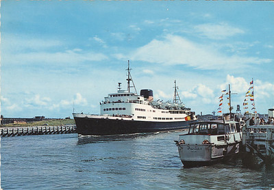 REINE ASTRID or ROI LEOPOLD III or KONINGIN ELISABETH Mail RMT Ostend
