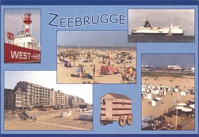 Zeebrugge P&O Pride of Bruges maybe