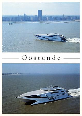 Sally Ferries Diamant Ostend