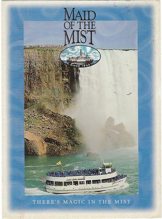 Maid of the Mist Niagara 2001 HCM PD