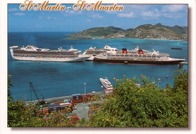 St Maaretn St Martin Princess Grand Disney RCI