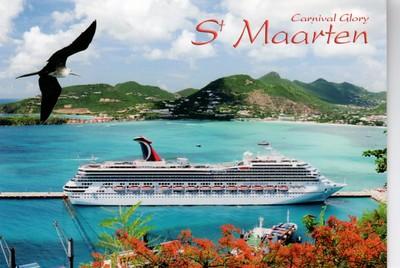 CARNIVAL GLORY St Martin St Maarten 09-12-2014 01-41-00