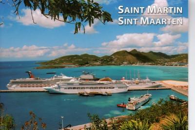 OCEANA Carnival BLACK WATCH or BOUDICCA 2 roros St Martin St Maarten