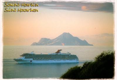 St Maarten Carnival Saba Island