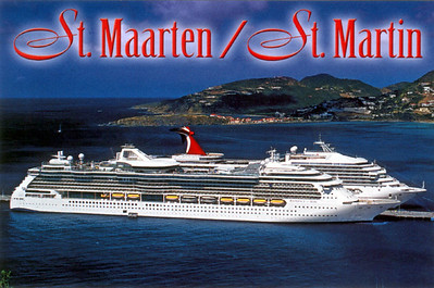RADIENCE OF THE SEAS a CARNIVAL St Maarten Martin