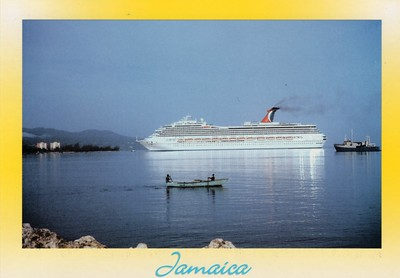 2014 Carnival Cruise Lines Montego Bay Jamaica