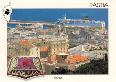 CORSICA MARINA SECONDA Corsica Sardinia Ferries Bastia