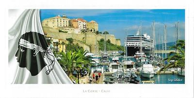 Renaissance Vessel Calvi Corsica