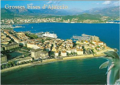 PAGLIA ORBA SNCM Ajaccio Corsica
