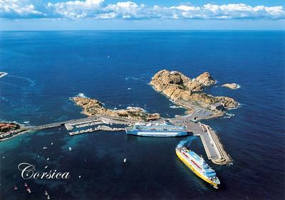 L'ile Rousse CORSE & CORSICA REGINA Corsica