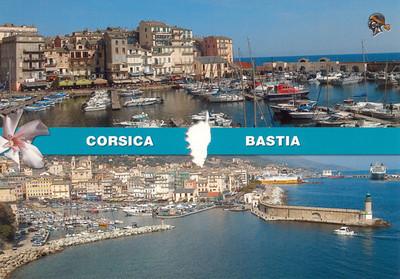CORSICA MARINA SECONDA & KALLISTE Bastia
