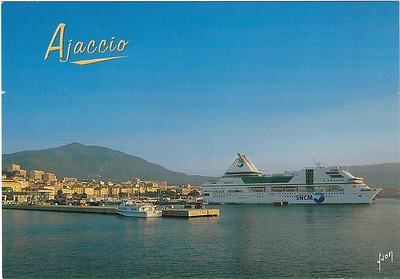 NAPOLEON BONAPARTE Ajaccio Corsica