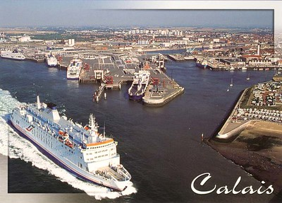 SEAFRANCE MANET others Calais