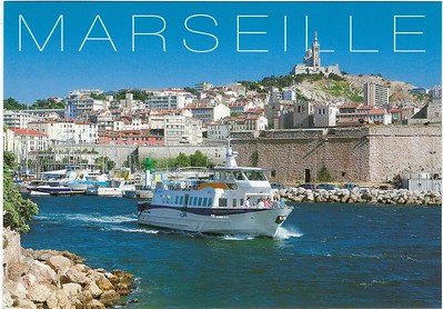 Marseille Old Port Tour Boats-001