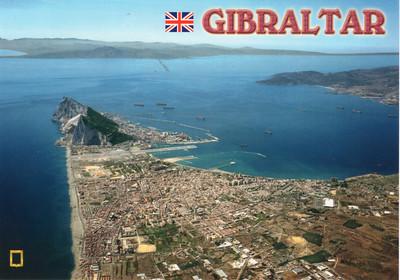 2014 Gibraltar Aerial View