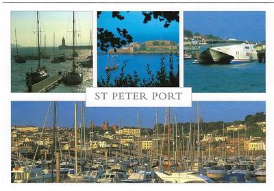 CONDOR EXPRESS now CHAMPION JET 2 St  Peter Port Guernsey