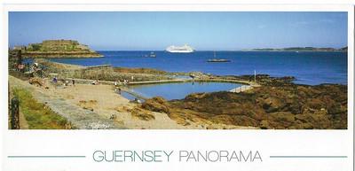 ORIANA Guernsey Panorama