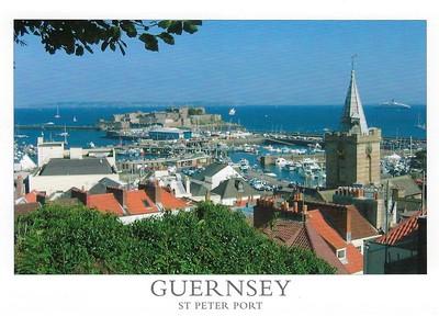 QUEEN ELIZABETH 2 St Peter Port Guernsey