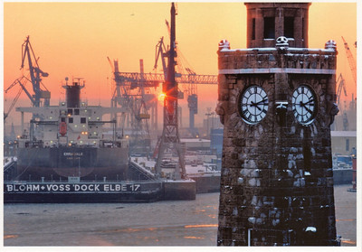 2013 ERRADALE dock 17 Hamburg Blohm & Voss