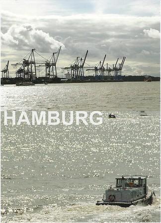 Port of Hamburg 2016