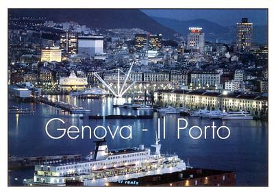 Tirrenia CLODIA or Sister Night Genova
