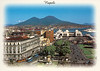 Various Ships Mt Vesuvius Naples