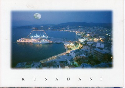 2012 Windstar Seabourn Renaissance Kusadasi