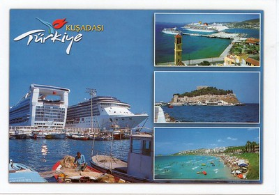 GRAND PRINCESS COSTA ATLANTICA more Kusadasi