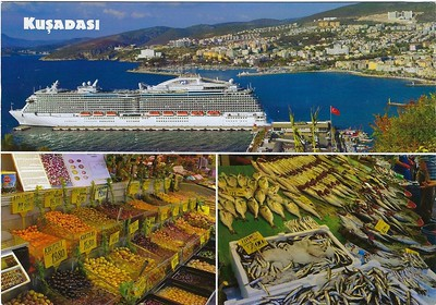 ROYAL or REGAL PRINCESS Kusadasi