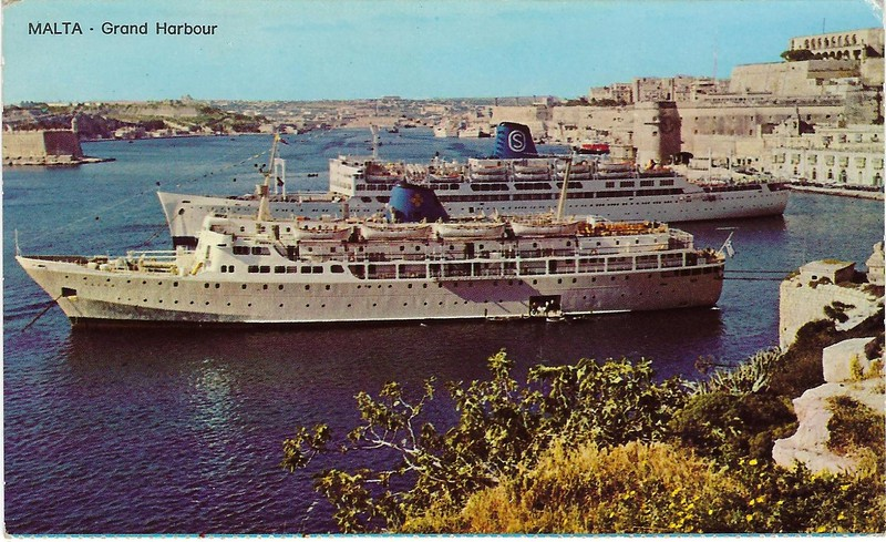 JASON IRPINIA Grand Harbour Malta