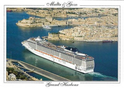 Valletta MSC SPLENDIDA