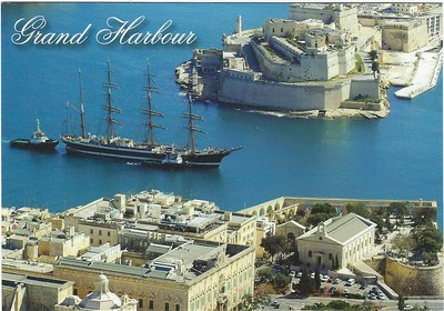 Tall Ship Valletta