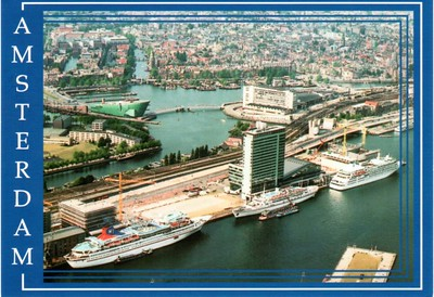 CAROUSEL FUNCHAL SILVER CLOUD or WIND Amsterdam
