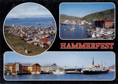 NORDNORGE 1964 Hammerfest